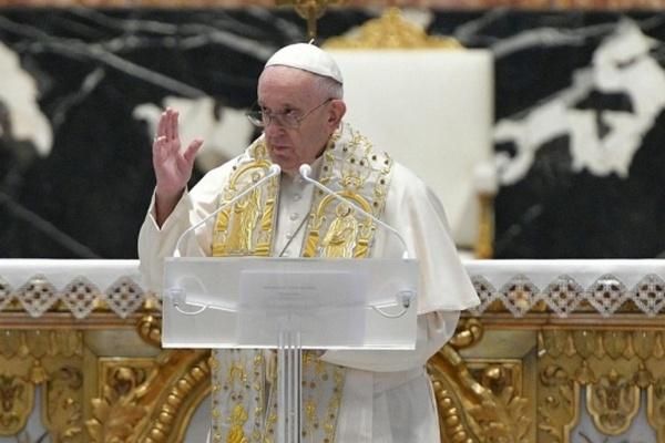 Папа Франциск в воскресной проповеди выразил поддержку пострадавшим от наводнений в Европе