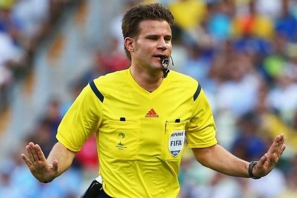 Арбитраж матча Украина — Англия доверили немцу Брыху