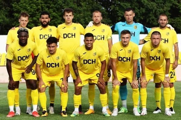 Харьковский «Металлист» сыграл первый матч после 5-летнего перерыва