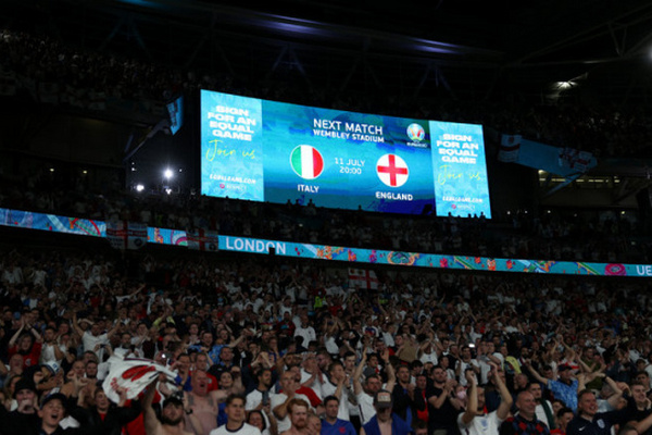 Сегодня Италия и Англия сыграют в финале футбольного Евро-2020