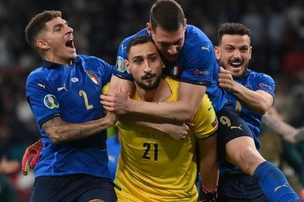 Вратарь Италии Доннарумма — лучший игрок Евро-2020