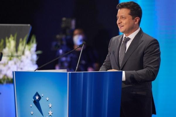 ЕС на саммите в декабре должен показать видение отношений с Украиной, Грузией и Молдовой — Зеленский