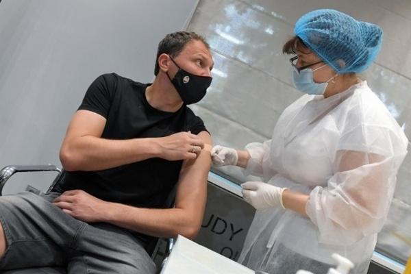 Футбольный клуб «Шахтер» вакцинировался от COVID-19