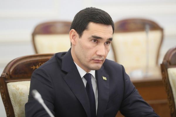 Сын президента Туркменистана стал вице-премьером по экономике и финансам