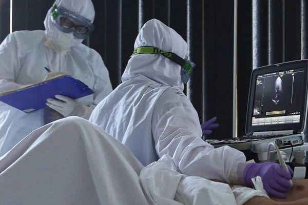 В России зарегистрировали рекордное количество смертей от COVID