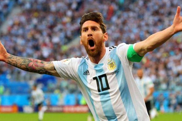 Месси выиграл первый трофей со сборной Аргентины