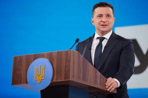 Зеленский примет участие в форуме «Украина 30. Международная политика»