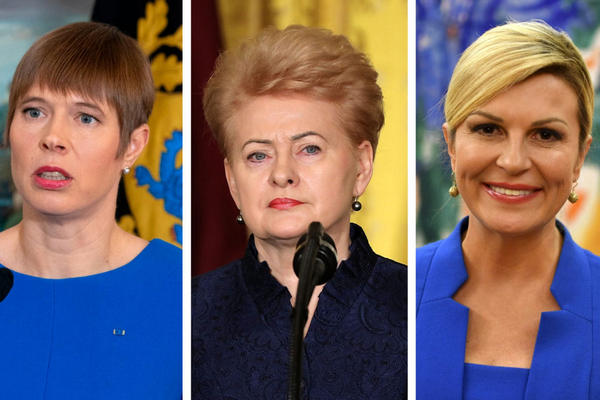 На должность генсека НАТО претендуют три женщины, включая Грибаускайте