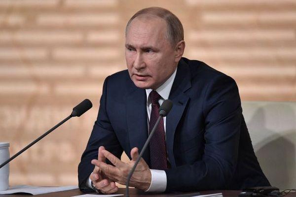 Путин пообещал соблюдать контракт о транзите газа через Украину