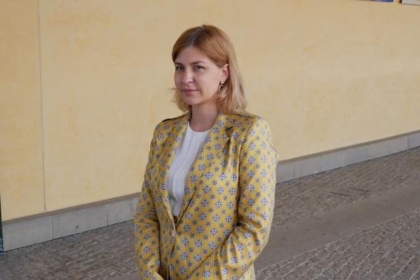 Стефанишина едет в Брюссель в рамках подготовки к саммиту Украина-ЕС