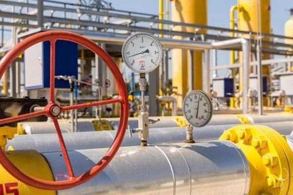 Цена газа на Украинской энергетической бирже начала снижаться