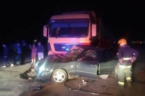 На Херсонщине в тройном ДТП погибли два человека