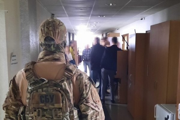 СБУ разоблачила в Днепре конструкторское бюро, которое сотрудничало с крымскими оккупантами