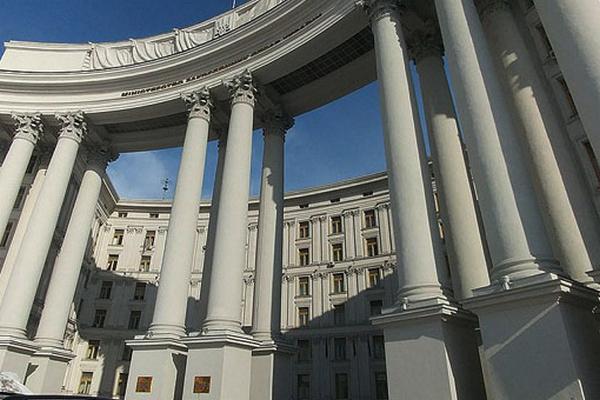 Консулы занимаются делом задержанного в Греции украинца — МИД