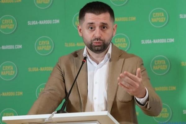 Арахамия прокомментировал слова Данилова о «жесткой президентской республике»