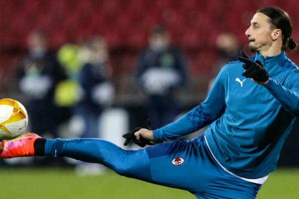 Стало известно, когда 40-летний Ибрагимович вернется на футбольное поле