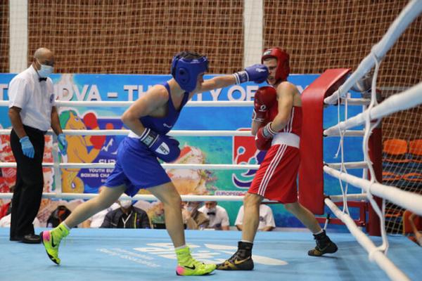 Сборная Украины по боксу стала второй в командном зачете молодежного чемпионата Европы