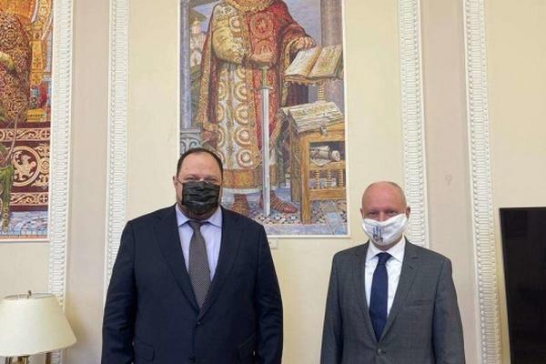 Стефанчук предлагает раз в месяц проводить в парламенте День евроинтеграции