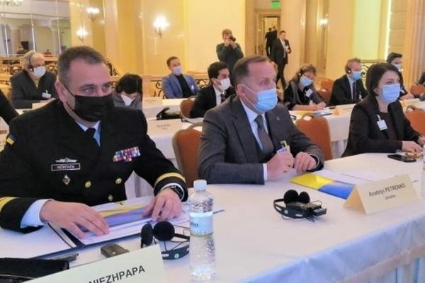 В Одессе проходит заседание Межпарламентского совета Украина – НАТО
