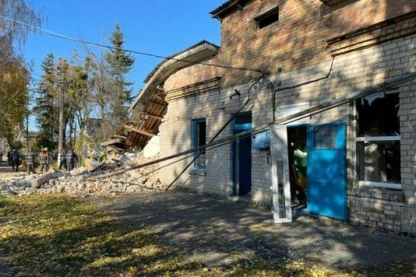 На Киевщине в детском саду произошел взрыв газа