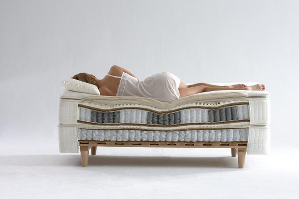 Спим правильно: выбор ортопедического матраса